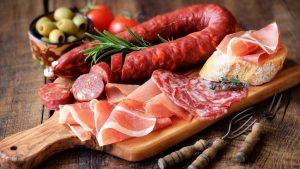 Подагра и месо