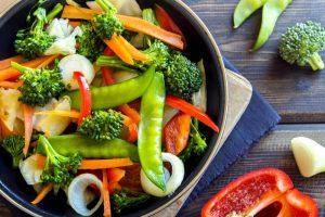 вегетарианска диета и подагра